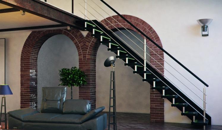 bien choisir son escalier le choix de la forme le blog de l 39 escalier sur mesure by o ba. Black Bedroom Furniture Sets. Home Design Ideas