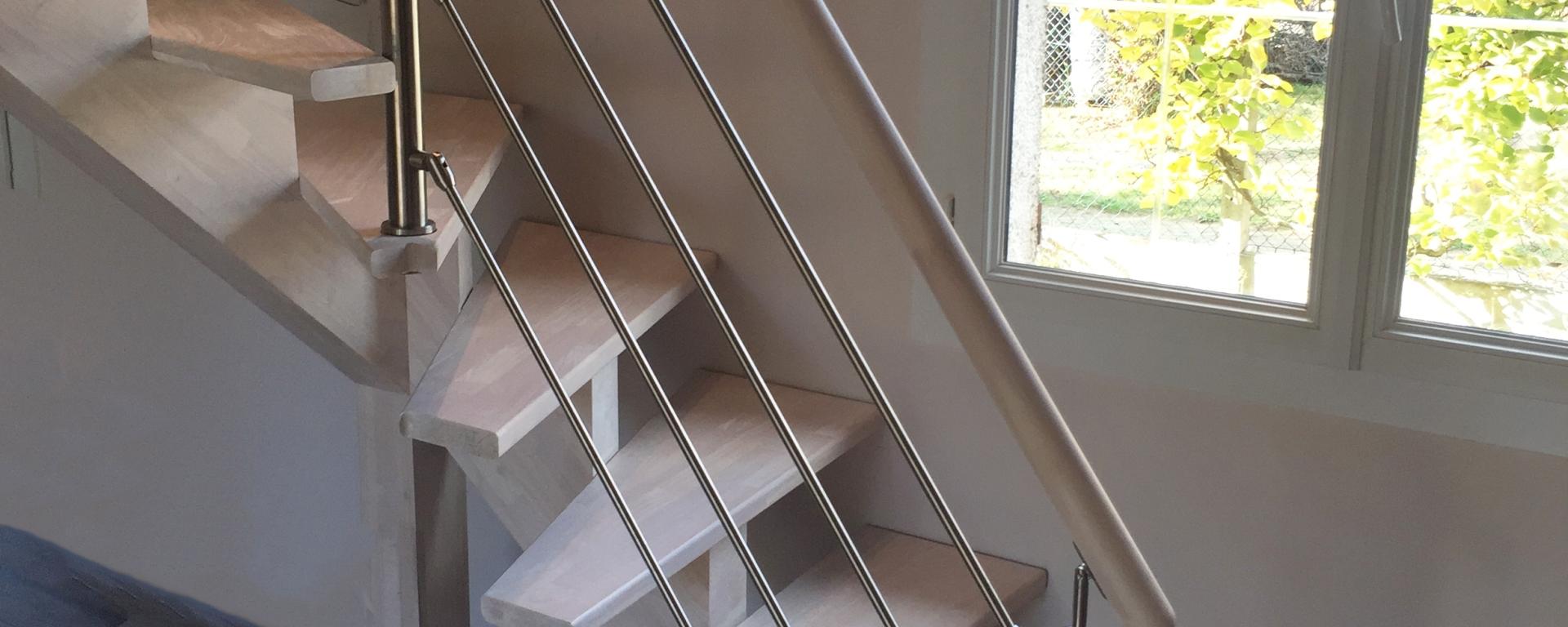 Vitrificateur Escalier Apres Peinture peindre son escalier – le blog de l'escalier